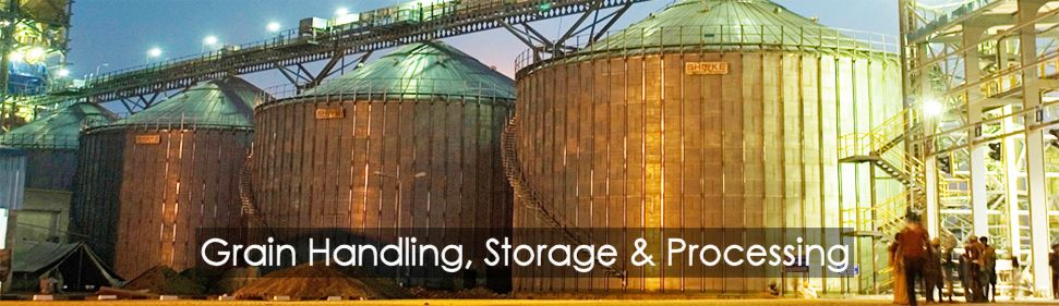Grain Handling Storage & Processing