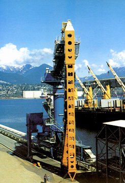 Agricore - Pacific Elevators Ltd. (Viterra) -- Vancouver, British Columbia