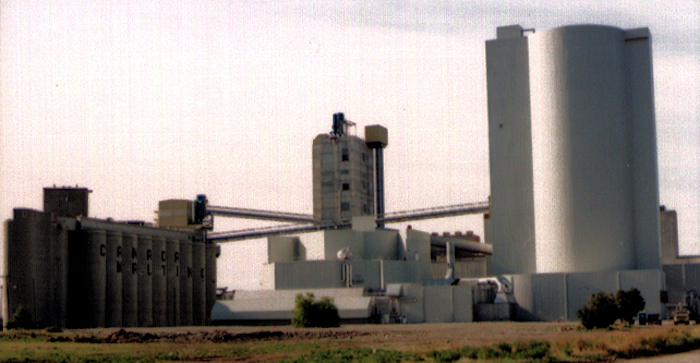 Canada Malting Co. Limited (GrainCorp) -- Calgary, Alberta
