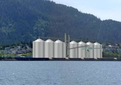 Pinnacle Renewable Energy -- Prince Rupert, British Columbia